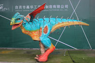 Handmade Life Size Realistic Dinosaur Costume With Water Repellent Skin