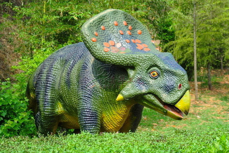 Waterproof Artificial Dinosaur World Jurassic Handmade Animatronic Dinosaur