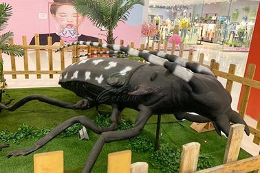 China Life Size Animatronic Insects Snow Proof For Indoor / Outdoor Exhibition factory