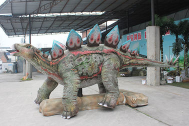 Attractive Mechanical Realistic Dinosaur Model For Promotional Activities
