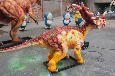 China Animatronic Robot Model Easy Operated Realistic Dino For Exhibition factory