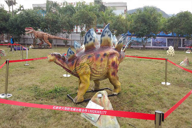 China Kawah Life Size Dinosur Statue Fiberglass Large Dragon Sculptures factory